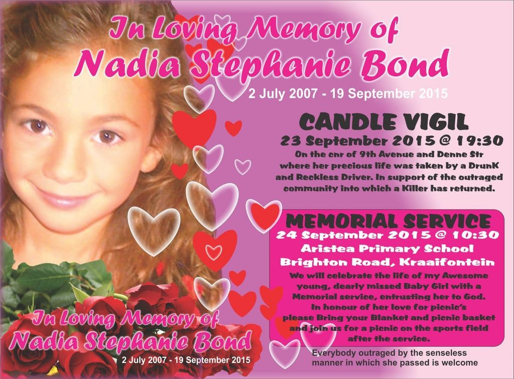 Image result for Nadia Stephanie Bond CAPE TOWN